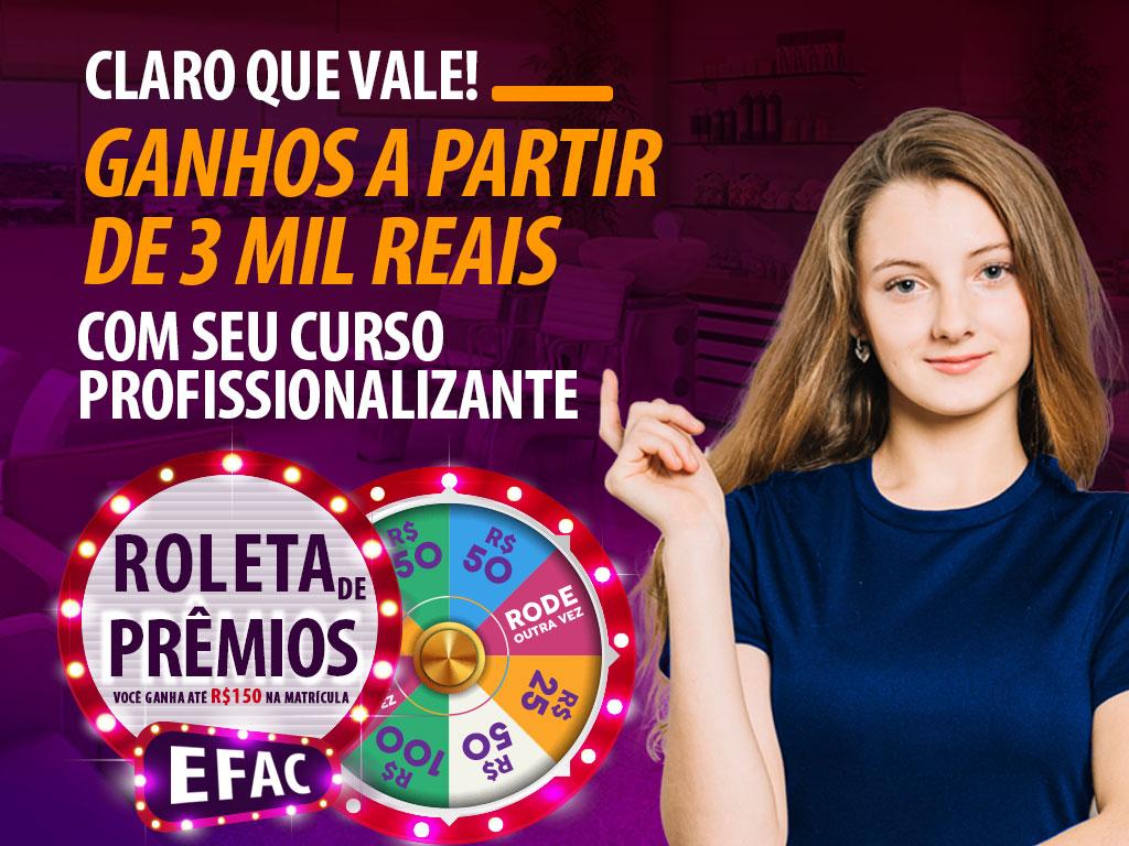 Estudar na EFAC vale a pena!