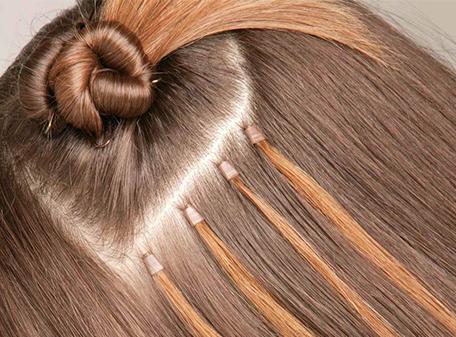 Alongamento e Mega Hair