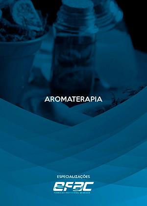 Capa apostila Aromaterapia