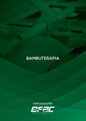 Capa apostila Bambuterapia