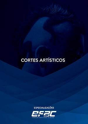 Capa apostila Cortes Artísticos