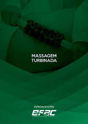 Capa apostila Massagem Turbinada e Redutora