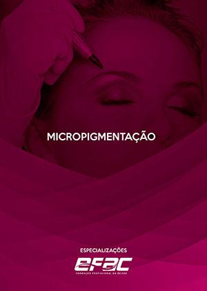 Capa apostila Micropigmentação